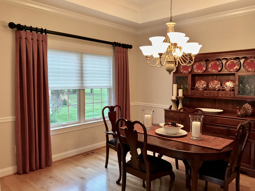 Custom Window Treatments Sew Stylish Designs